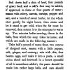 Matso Soup recipe from The Jewish Manual (1846)